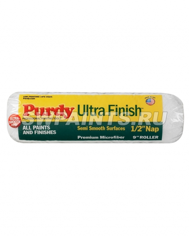 Purdy Ultra Finish Microfiber Roller Covers 9