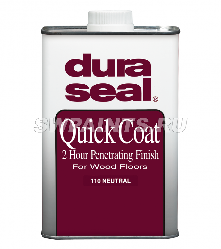 DURASEAL Quick Coat 2-hour Penetrating Finish