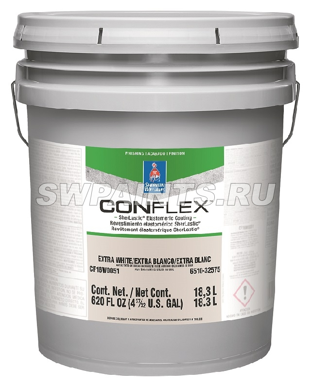 CONFLEX SherLastic Elastomeric Coating
