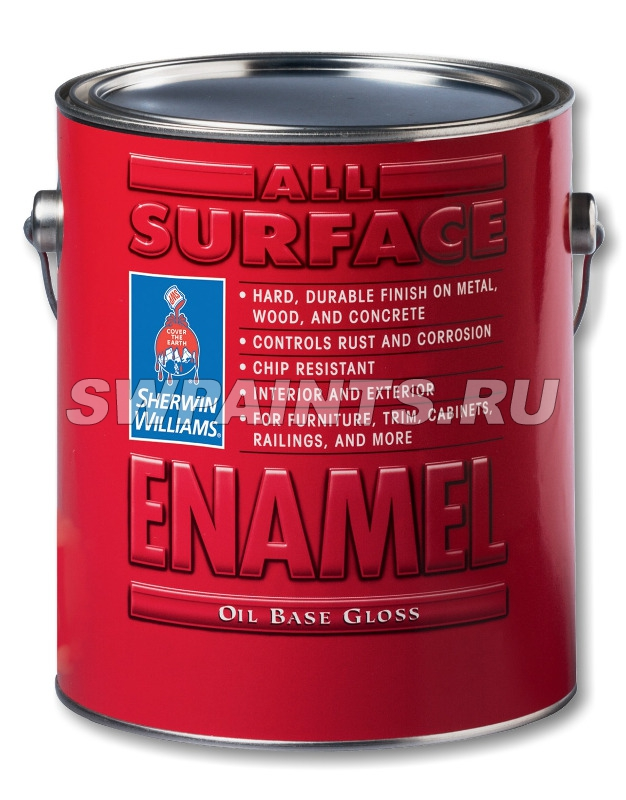 All Surface Enamel Oil Base Gloss