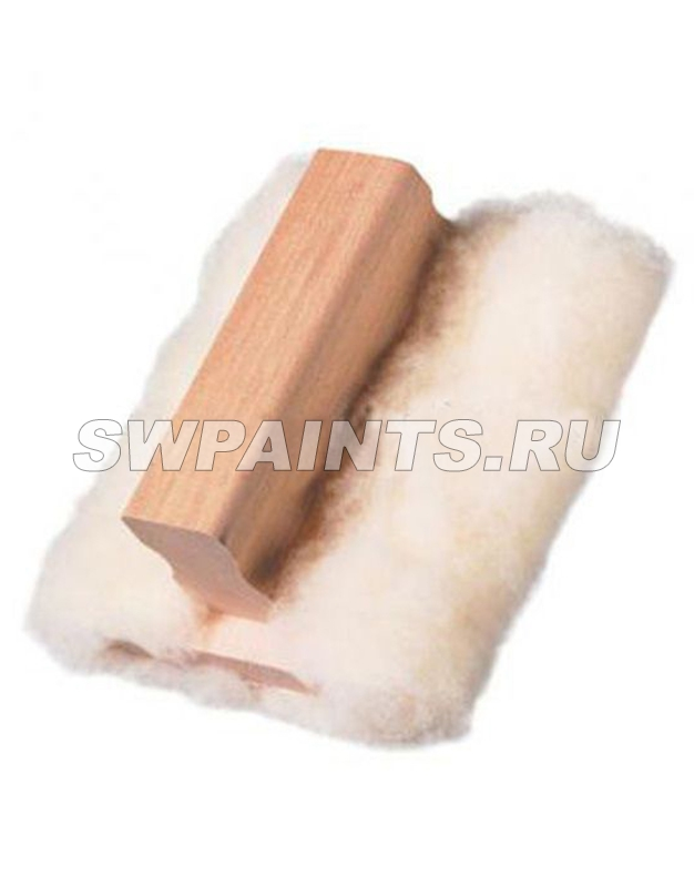 STAIN PAD Lambskin Floor Applicator