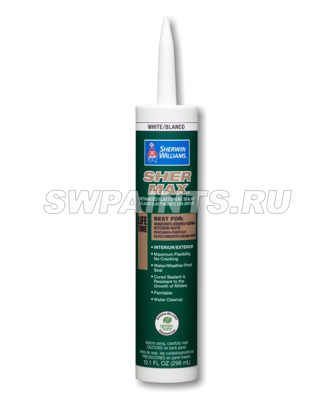 SherMax Urethanized Elastomeric Sealant