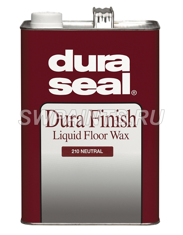 Dura Seal Finish Liquid Floor Wax