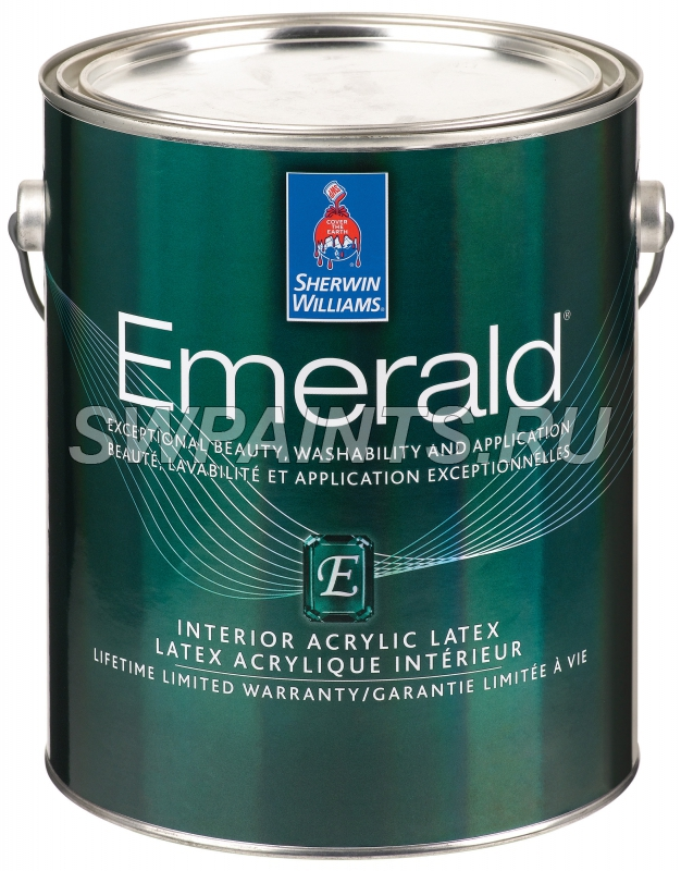 Emerald Interior Acrylic Latex Paint : Краска : Краски ...