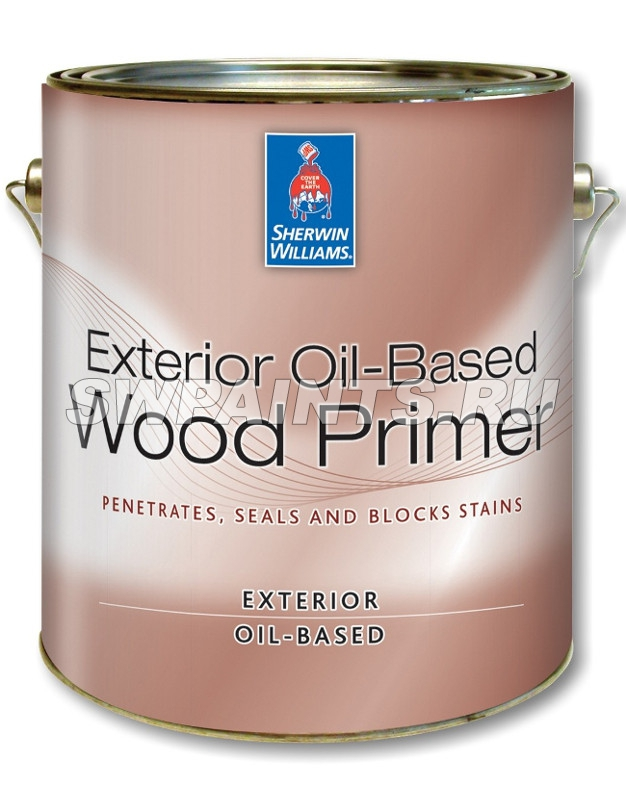 Exterior Oil-Based Wood Primer