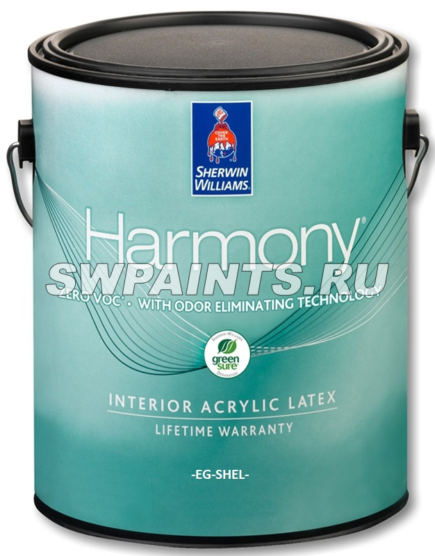 HARMONY INTERIOR LATEX EG-SHEL
