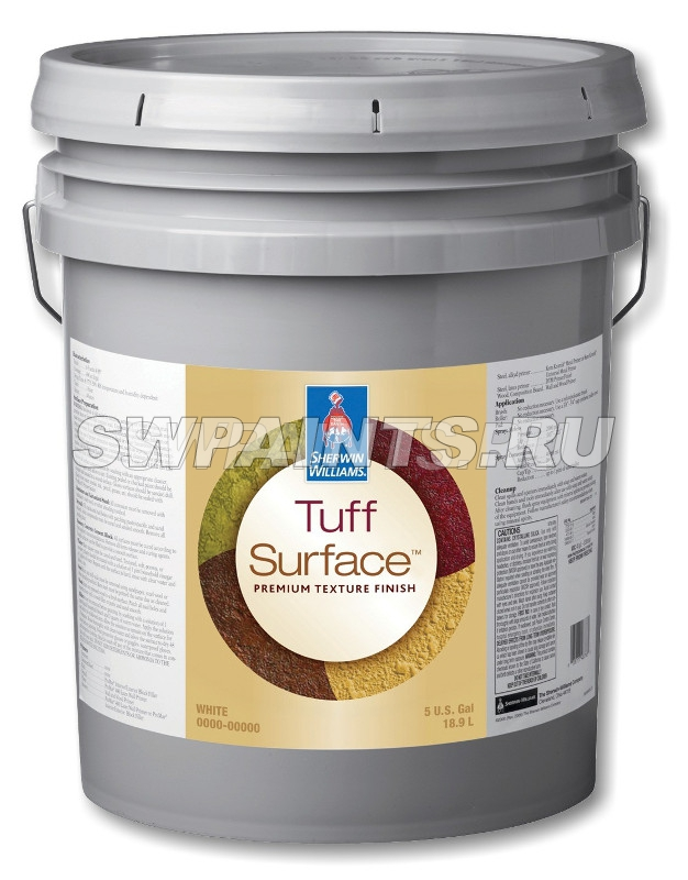 Tuff Surface Premium Texture Finish
