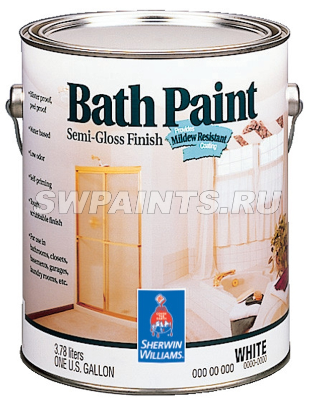 Bath Paint Satin