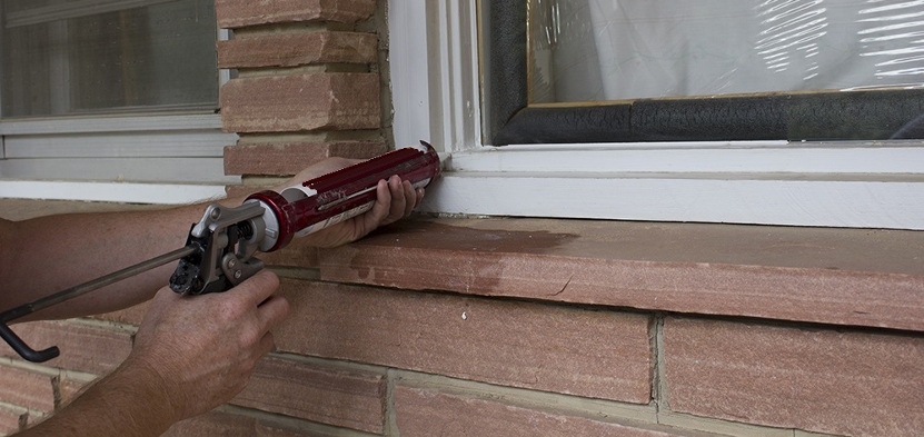 950A Siliconized Acrylic Latex Caulk-2