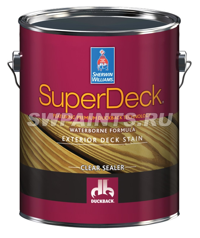 SuperDeck Clear Sealer