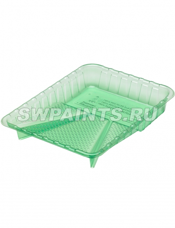 Plastic Green Roller Tray