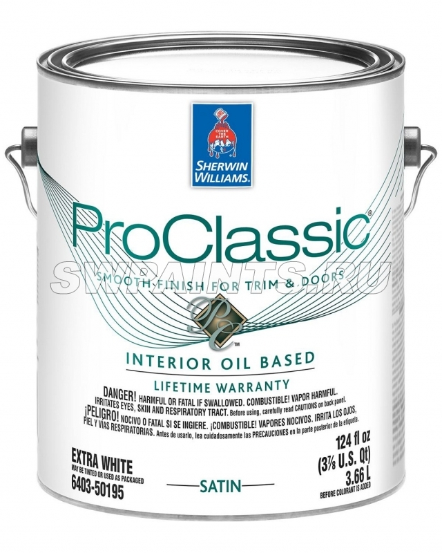 PROCLASSIC INTERIOR OIL BASED