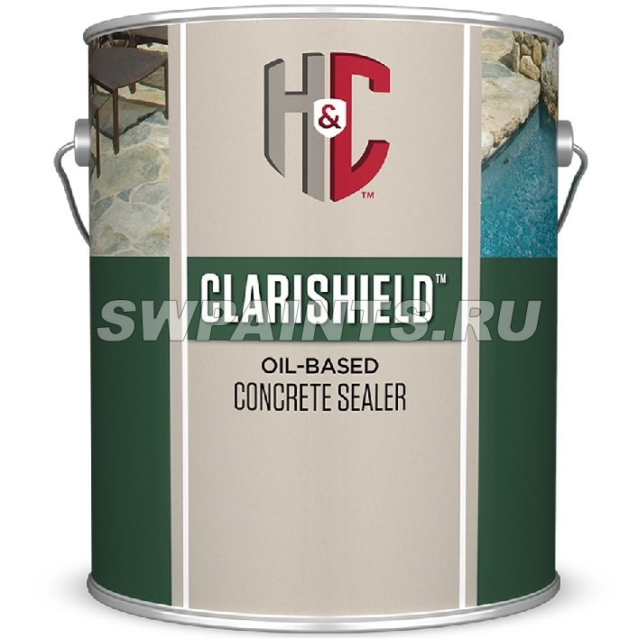 H&C CLARISHIELD OIL-BASED CONCRETE SEALER