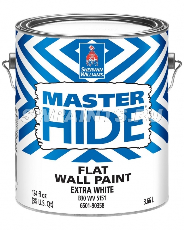 Master Hide Interior Latex Flat