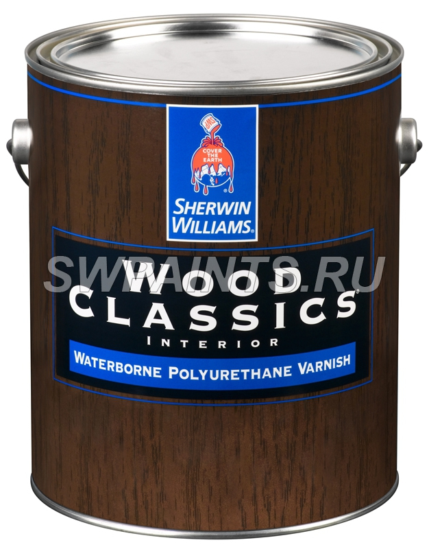 Wood Classics Waterborne Polyurethane Varnish
