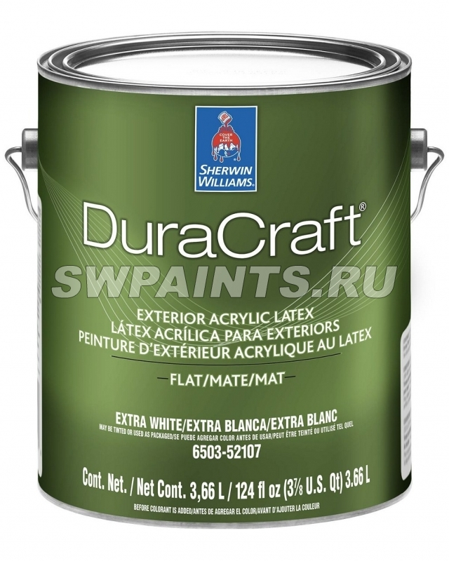 DuraCraft Exterior Acrylic Latex