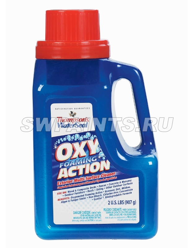 Thompson's Oxy Foaming Action Exterior Multi-Surface Cleaner