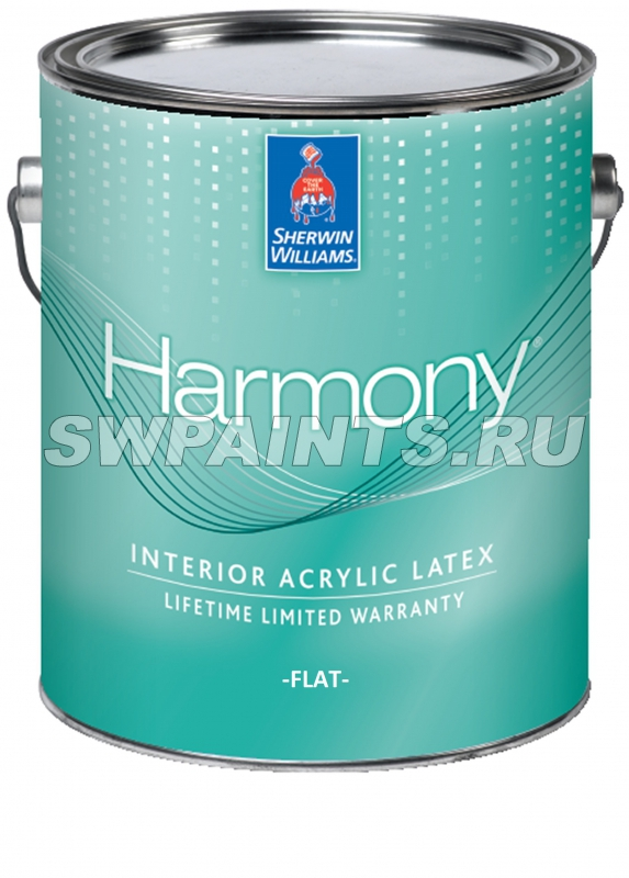 HARMONY INTERIOR LATEX FLAT