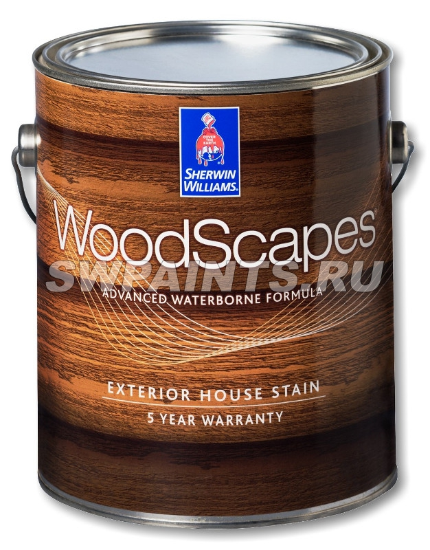 WoodScapes Stain Exterior Polyurethane