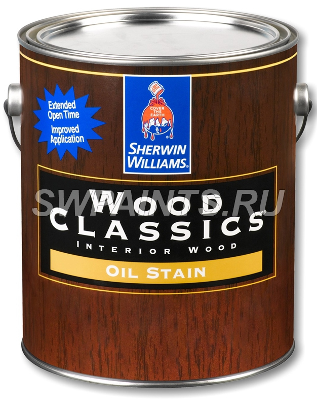 Wood Classics Interior Oil Stain