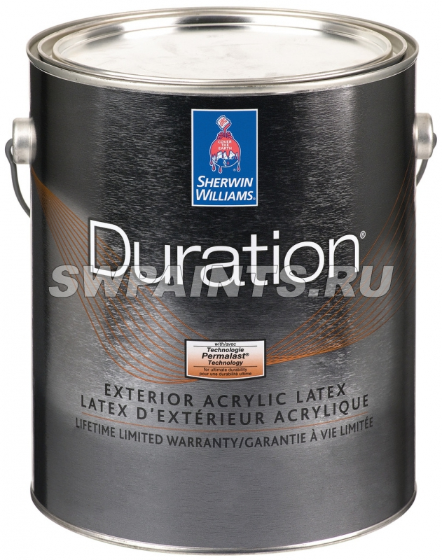 Duration Exterior Acrylic Latex