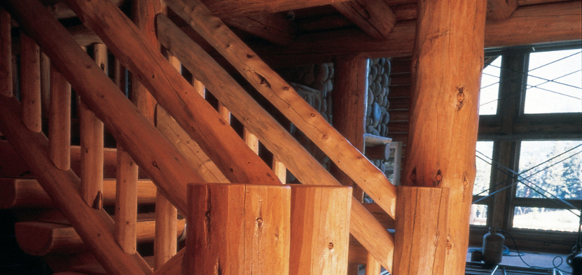 SuperDeck Log Home & Deck Stain-1