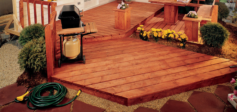 DeckScapes Oil-Based Stain-1