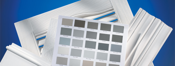 VinylSafe окраска сайдинга красками Sherwin Williams Colors for Vinyl Siding -0